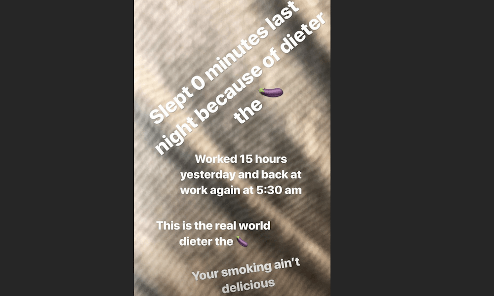 Hilary Duff Puts Her Weed Smoking Neighbor On Blast Instagram