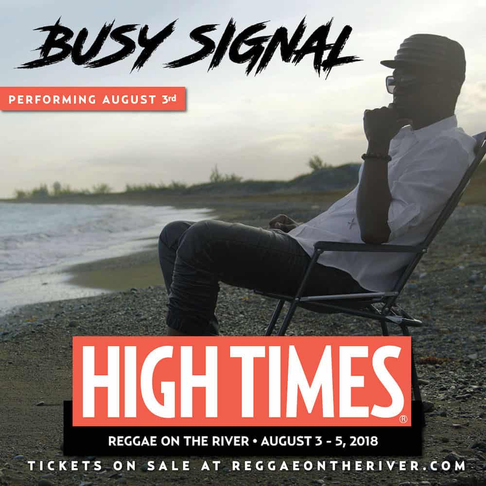The 2018 Reggae on the River Musical Lineup is Here
