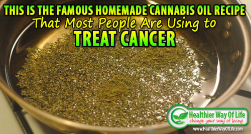 treating cancer with marijuana