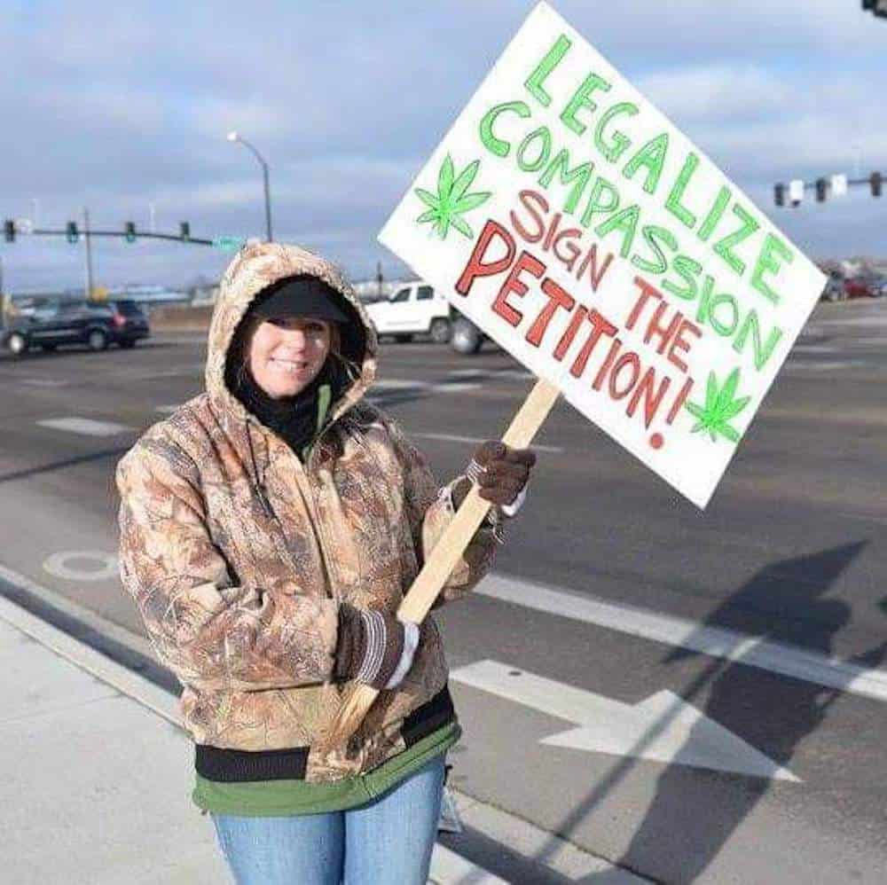 Idaho Activist Fights for Medical Necessity Defense