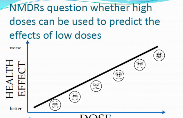 Does the Straight-Line Dose-Response Work for Cannabis