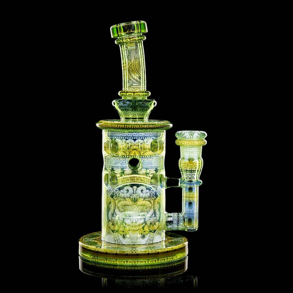 Mothership Glass Dab Rigs